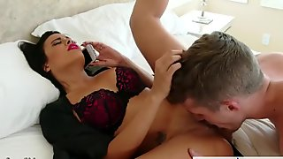Exotic Latina Babe Luna Star Gets Fucked
