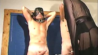 Mistress Males in training (Part 1)