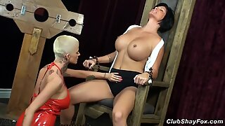 Joslyn James Fem Doms Shay Fox