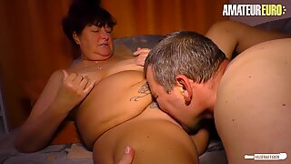 AmateurEuro - Amateur Wife Drilled Nice And Deep By Husband