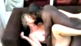 French wife with african guy