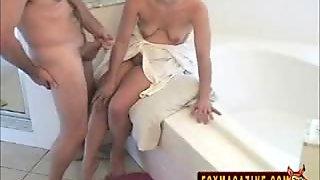 Hot Chubby Girl In Doggie Style Fucking