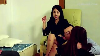 korean glamour collection foursome gang ravage hot sex scene