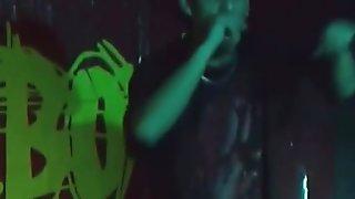 Noyz Narcos & Chicoria - La Calda Notte (backstage)