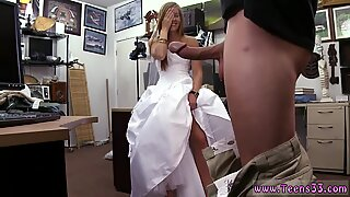 Perfect teen first anal A bride s revenge!