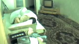 Russian home sex couples hidden camera