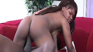 Round Ebony Ass 10 - Scene 4