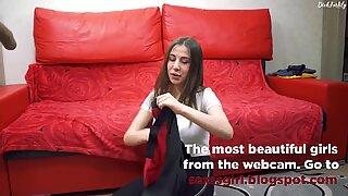 THE SMELL OF DIRTY PANTIES SEDUCED HER INTO A BLOWJOB - DICKFORLILY DickForLily - sexssgirl.blogspot.com
