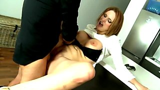 Hot milf and her younger lover 269