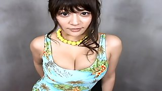 Megu Fujiura - swimwear