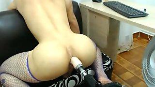 Amazing Bubble Fat Ass