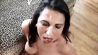 huge load facial 32