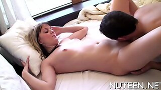 Sexy darling craves to get backside fucked