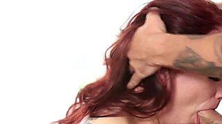 Maci Mays anal fuck balls deep on top