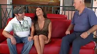 Swingers Watch Each Other Fuck