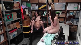 Japan teen blowjob 1 Two females shopping together in the store fell under LP Officer - Rylee Renee
