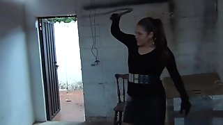 Latin Beauties whipping