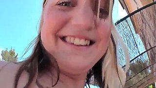 Meine geile Freundin Goldie auf Mallorca