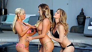 Samantha Saint Strip Club Fun