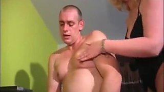 Cum in wife mouth