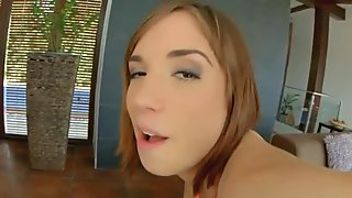 Euro honey Tina Hot gets anal destroyed