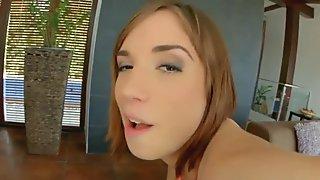 Euro honey Tina Hot gets anal destroyed