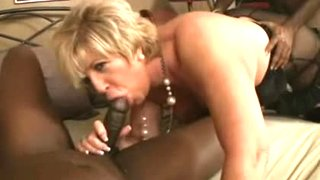 Granny receives pounded by two BBC