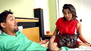 ExxxtraSmall - Small Teen Fucked and Fooled on Halloween