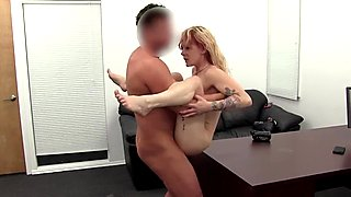 Anal Loving Stripper Casting Video