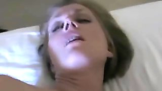 Amateur GILF Cocksucker Mom