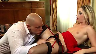Kinky  loves her some rough pounding