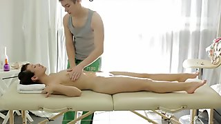 Extremely arousing HD massage video scene 2