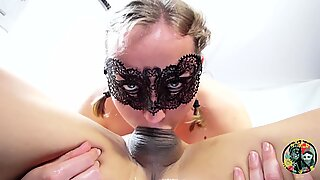 69 Drooling Deepthroat and Throatpie - for a Fan