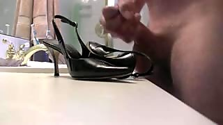 Slingbacks Cum Covered