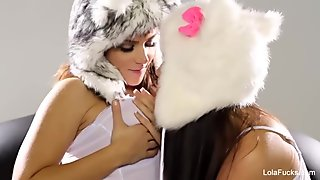 Furry Hat Cuties