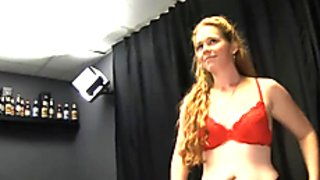 POV Wars cute redhead mom lets guy number 2 of 5 fuck her and video tape it.