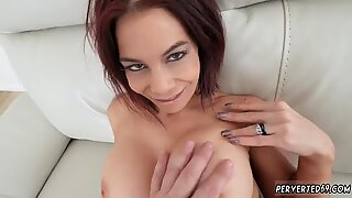 Big boob milf masturbating car and birthday present Ryder Skye in Stepmother Sex Sessions