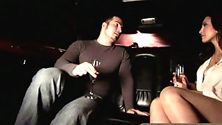 Slutty babes massaging studs in swinger reality show