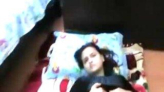 two Indian pair Homemamde sex.