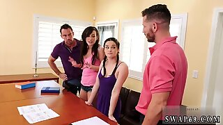 Mature mom and compeer s associate s daughter The Study Swap
