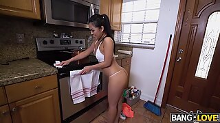 Cindy Starfall In Asian Chick Clean My Dick