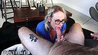 MODEL TIME -  He Loves Sharing his Hotwife