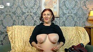 mature tits tease